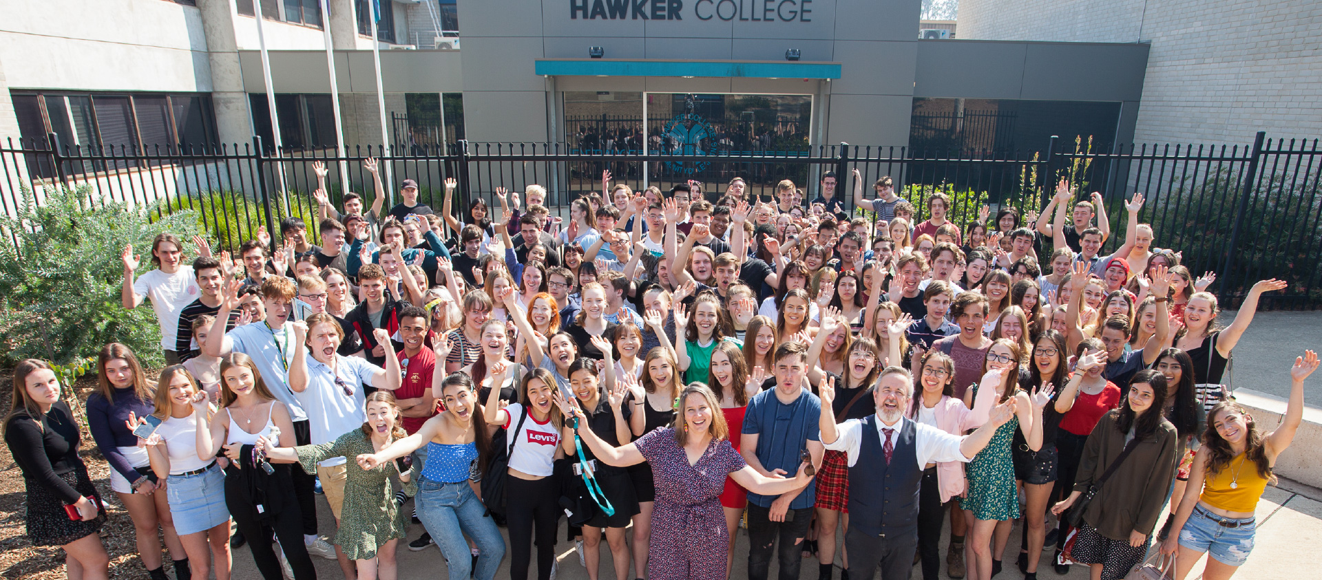 Hawker College Graduates Photo